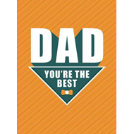 Dad - You're the Best (BOK)