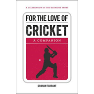 For the Love of Cricket (BOK)