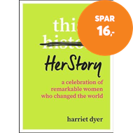 Produktbilde for This Is HerStory (BOK)