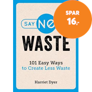 Produktbilde for Say No to Waste (BOK)