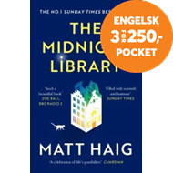 Produktbilde for The Midnight Library (BOK)