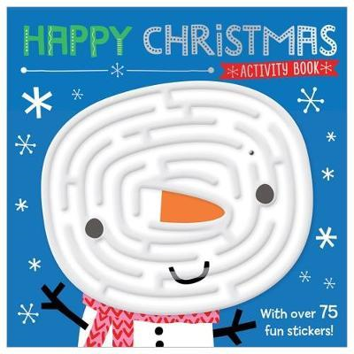 Happy Christmas Activity Book (BOK)