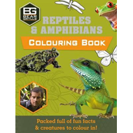 Bear Grylls Colouring Books: Reptiles (BOK)