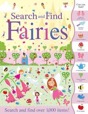 Search and Find Fairies (BOK)