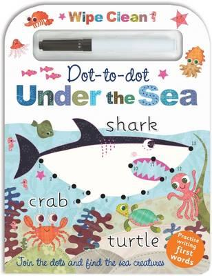 Dot to Dot Under the Sea (BOK)