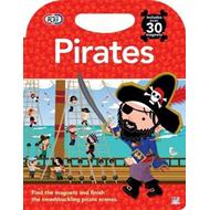 Magnetic Play Pirates (BOK)