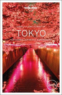 Lonely Planet Best of Tokyo 2019 (BOK)