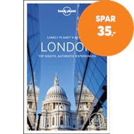 Produktbilde for Lonely Planet Best of London 2020 (BOK)