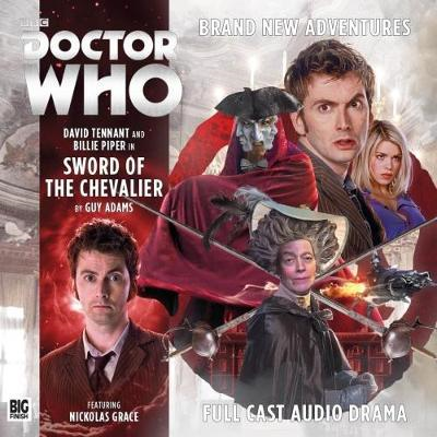 Tenth Doctor Adventures: The Sword of the Chevalier (BOK)