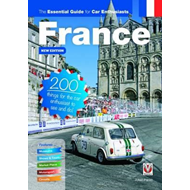 France: The Essential Guide for Car Enthusiasts (BOK)