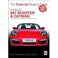 Essential Buyers Guide Porsche 987 Boxster & Cayman (BOK)