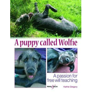 puppy called Wolfie (BOK)