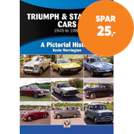 Produktbilde for Triumph & Standard Cars 1945 to 1984 - A Pictorial History (BOK)
