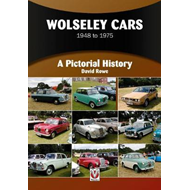 Wolseley Cars 1948 to 1975 (BOK)