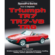 How to Improve Triumph TR7, TR7-V8 & TR8 (BOK)