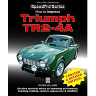 How to Improve Triumph TR2-4A (BOK)