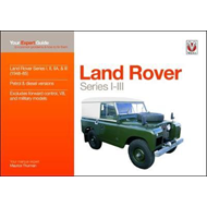 Land Rover Series I-III (BOK)