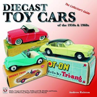 Produktbilde for Diecast Toy Cars of the 1950s & 1960s (BOK)