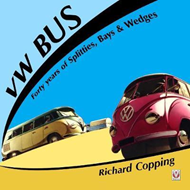Produktbilde for VW Bus - 40 Years of Splitties, Bays & Wedges (BOK)