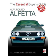 Alfa Romeo Alfetta: All Saloon/Sedan Models 1972 to 1984 & C (BOK)