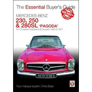 Mercedes Benz Pagoda 230SL, 250SL & 280SL roadsters & coupes (BOK)