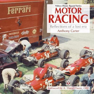 Motor Racing - Reflections of a Lost Era (BOK)
