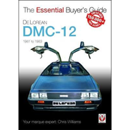 DeLorean DMC-12 1981 to 1983 (BOK)