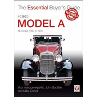 Ford Model A - All Models 1927 to 1931 (BOK)