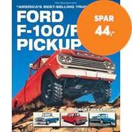 Produktbilde for Ford F-100/F-150 Pickup 1953 to 1996 (BOK)