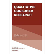 Qualitative Consumer Research (BOK)