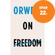Produktbilde for Orwell on Freedom (BOK)