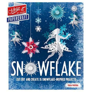 Produktbilde for Make It: Snowflake (BOK)
