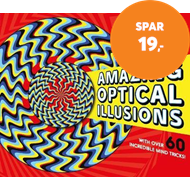 Produktbilde for Amazing Optical Illusions (BOK)