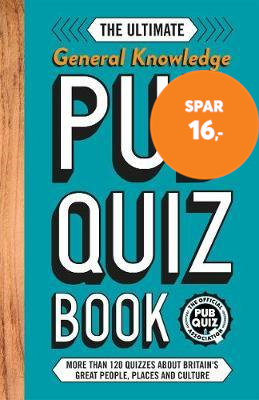 The Ultimate General Knowlege Pub Quiz Book - More than 8,000 Quiz Questions (BOK)