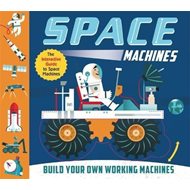 Produktbilde for Space Machines (BOK)