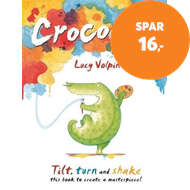 Produktbilde for Crocodali (BOK)