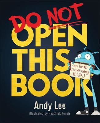 Do Not Open This Book (BOK)