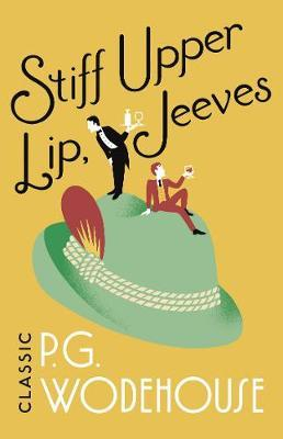 Stiff Upper Lip, Jeeves (BOK)