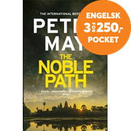 Produktbilde for The Noble Path - A relentless standalone thriller from the #1 bestseller (BOK)