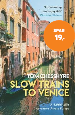 Slow Trains to Venice (BOK)