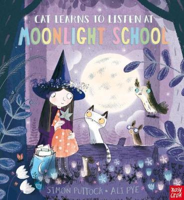 Cat Learns to Listen at Moonlight School (BOK)