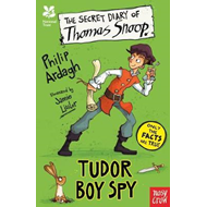 National Trust: The Secret Diary of Thomas Snoop, Tudor Boy (BOK)