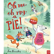 Oh Me, Oh My, A Pie! (BOK)