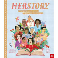 HerStory: 50 Women and Girls Who Shook the World (BOK)