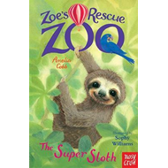 Produktbilde for Zoe's Rescue Zoo: The Super Sloth (BOK)