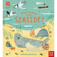 National Trust: Who's Hiding at the Seaside? (BOK)