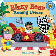 Bizzy Bear: Racing Driver (BOK)