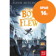 Produktbilde for The Boy Who Flew (BOK)