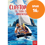 Produktbilde for Clifftoppers: The Thorn Island Adventure (BOK)
