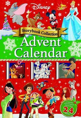 Disney - Mixed: Storybook Collection Advent Calendar (BOK)